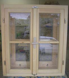 Dřevěná okna do rodinných domů, bytů a kanceláři